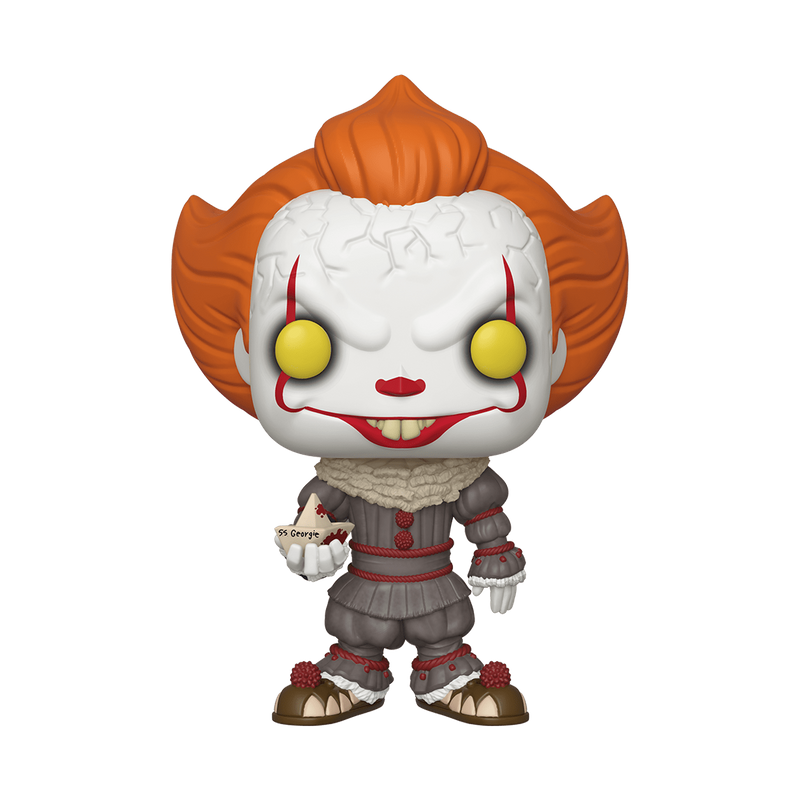 Pennywise (with Boat) (10-Inch)