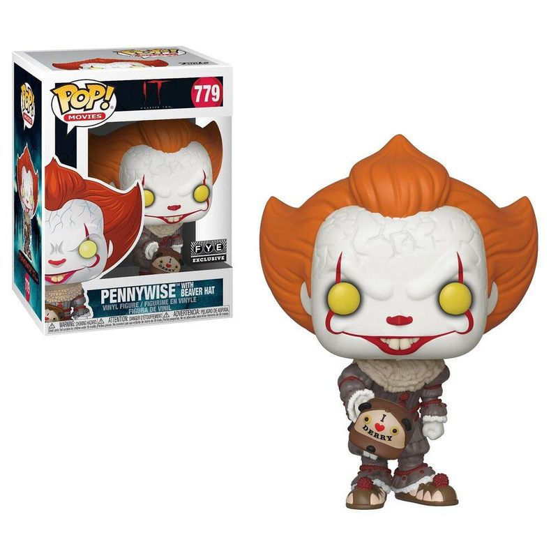 Pennywise (Beaver Hat)