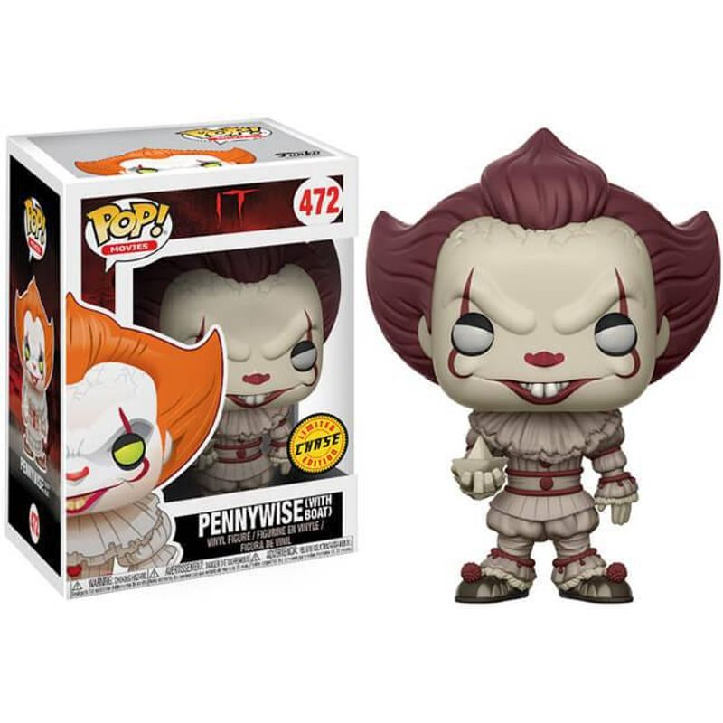 Pennywise (With Boat) (Sepia)