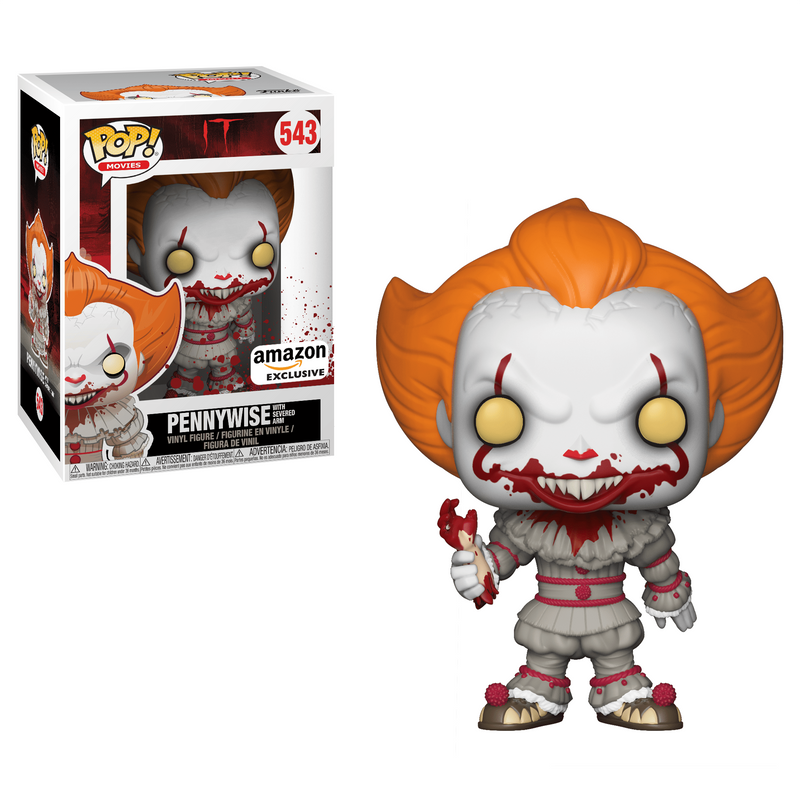 Pennywise with Severed Arm