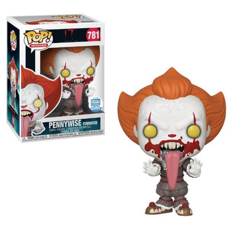 Pennywise Funhouse (Blood Spatter)