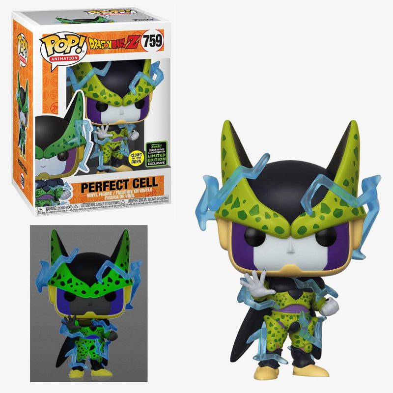 Perfect Cell (Glow in the Dark) [Spring Convention]