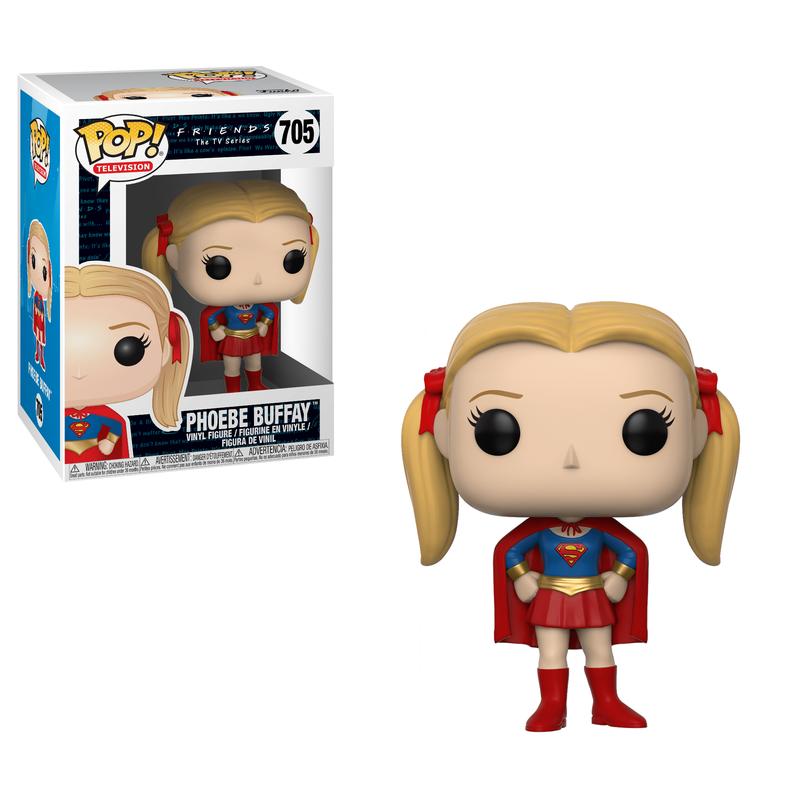 Phoebe Buffay (Supergirl)