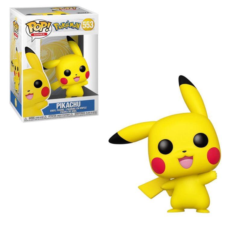 Pikachu (Waving)