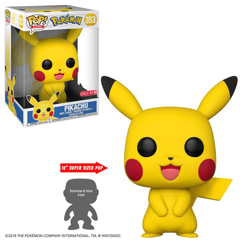 Pikachu (10-Inch)