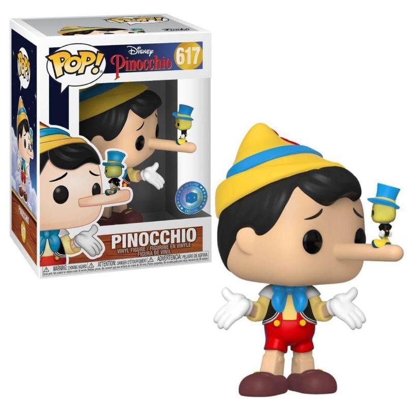 Pinocchio (Lying)