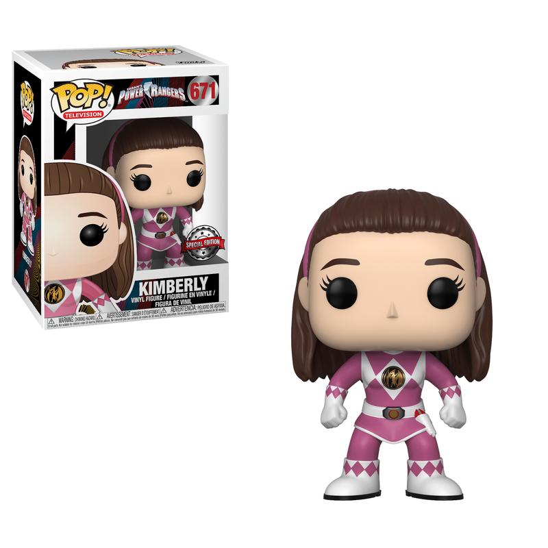 Kimberly (Pink Ranger)