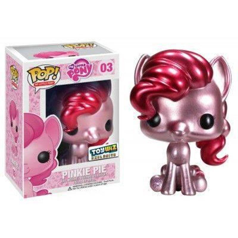 Pinkie Pie (Metallic)