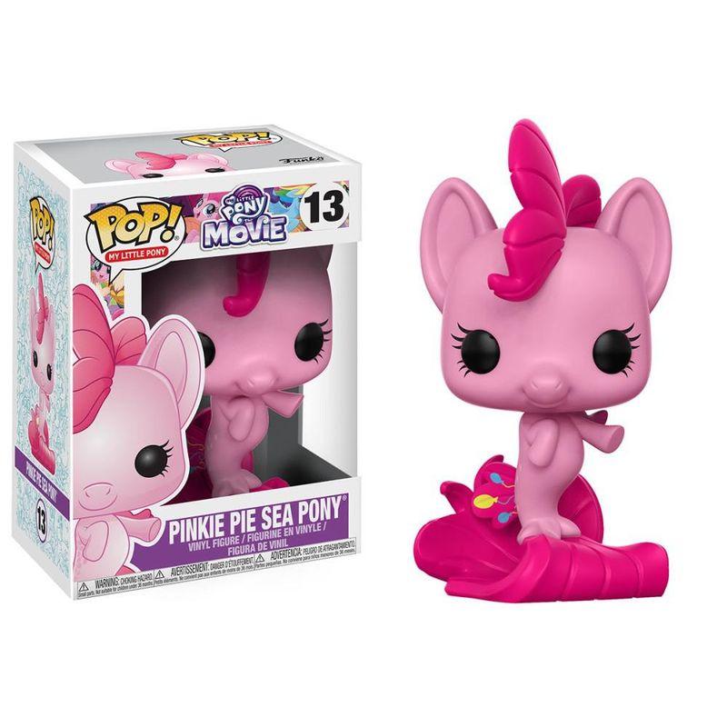 Pinkie Pie Sea Pony