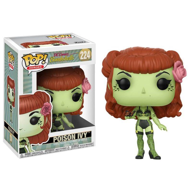 Poison Ivy (Bombshells)
