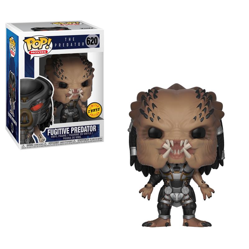 Fugitive Predator (Unmasked)