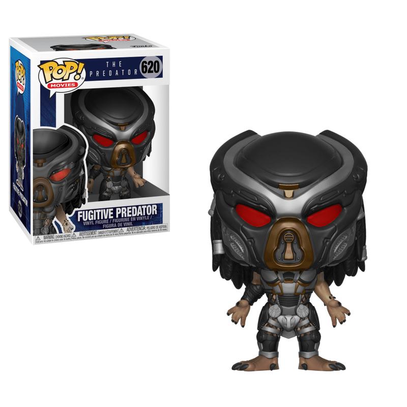 Fugitive Predator