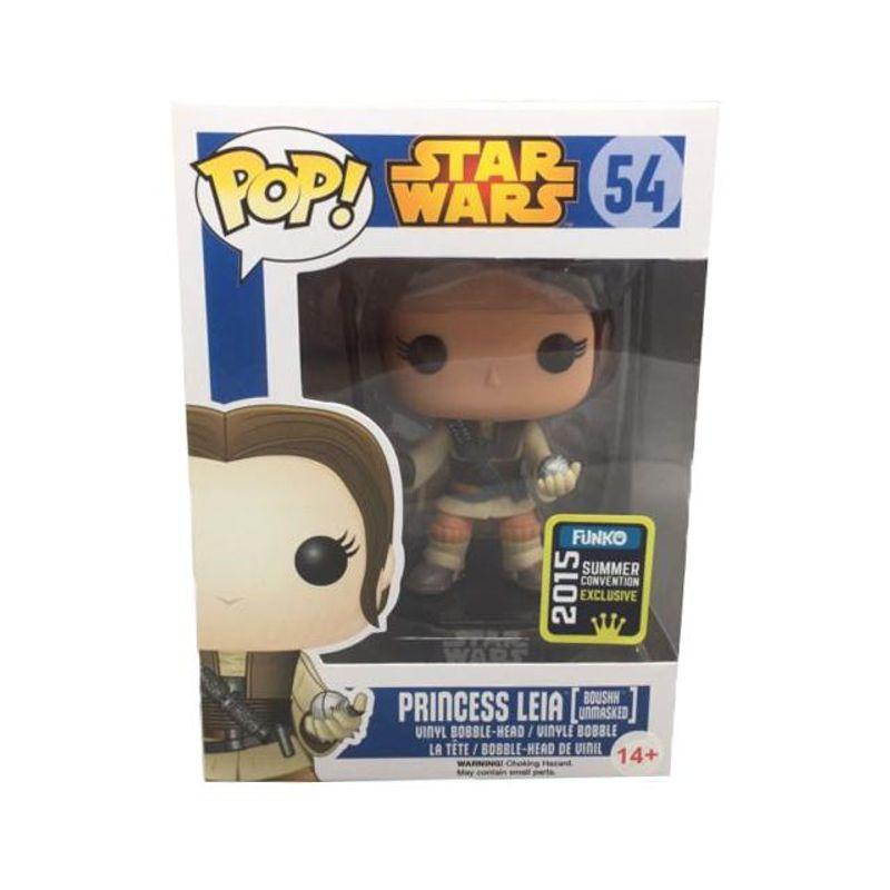 Princess Leia (Boushh Unmasked) [Summer Convention]