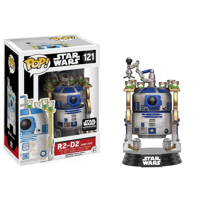 R2-D2 (Jabba's Skiff)
