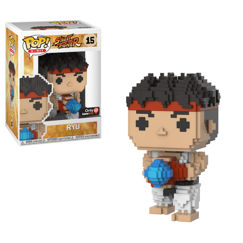 Ryu (Pop! 8-Bit)