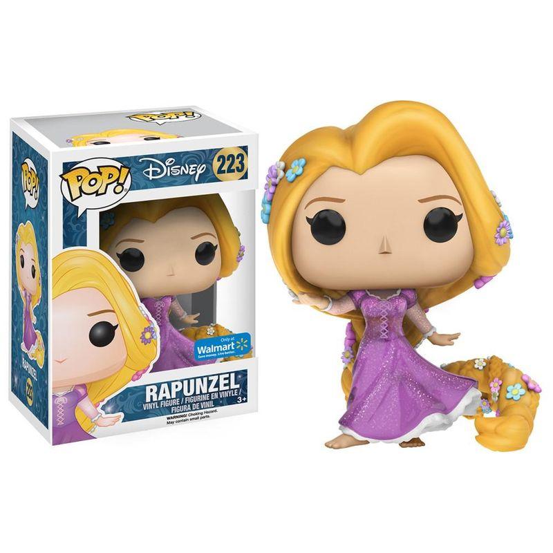 Rapunzel (Dancing) (Glitter)