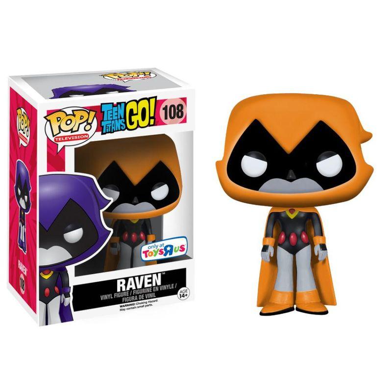 Raven (Orange)