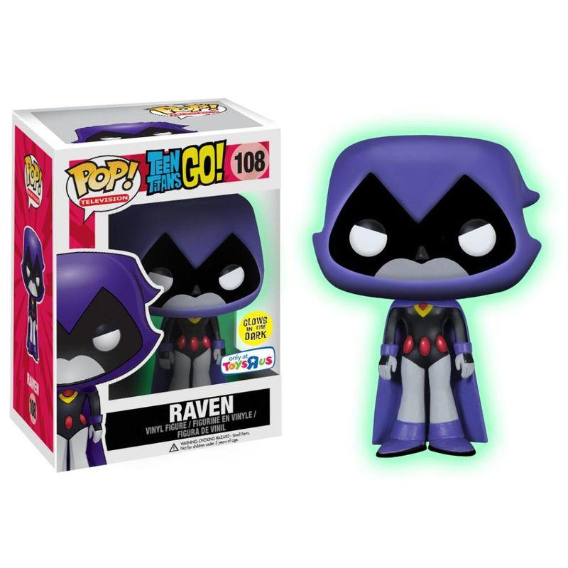Raven (Glow In The Dark)