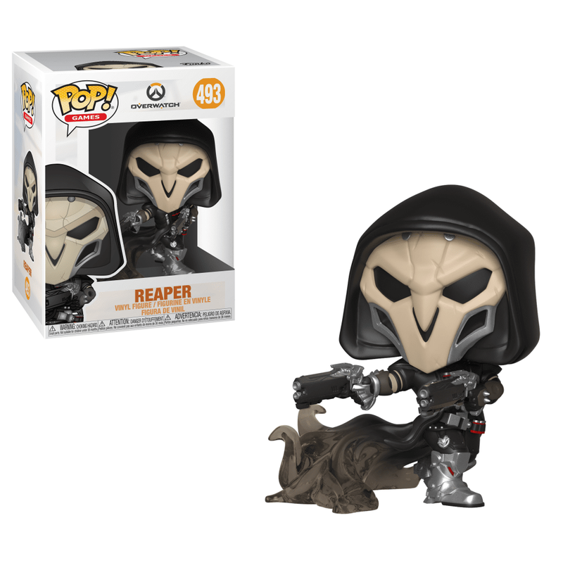 Reaper (Action Pose)