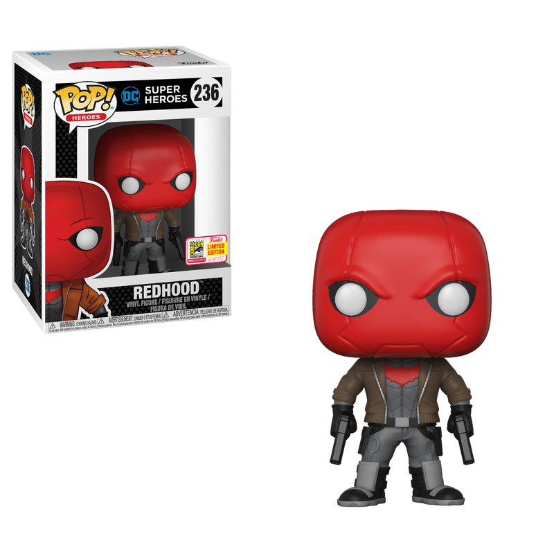 Red Hood [SDCC]