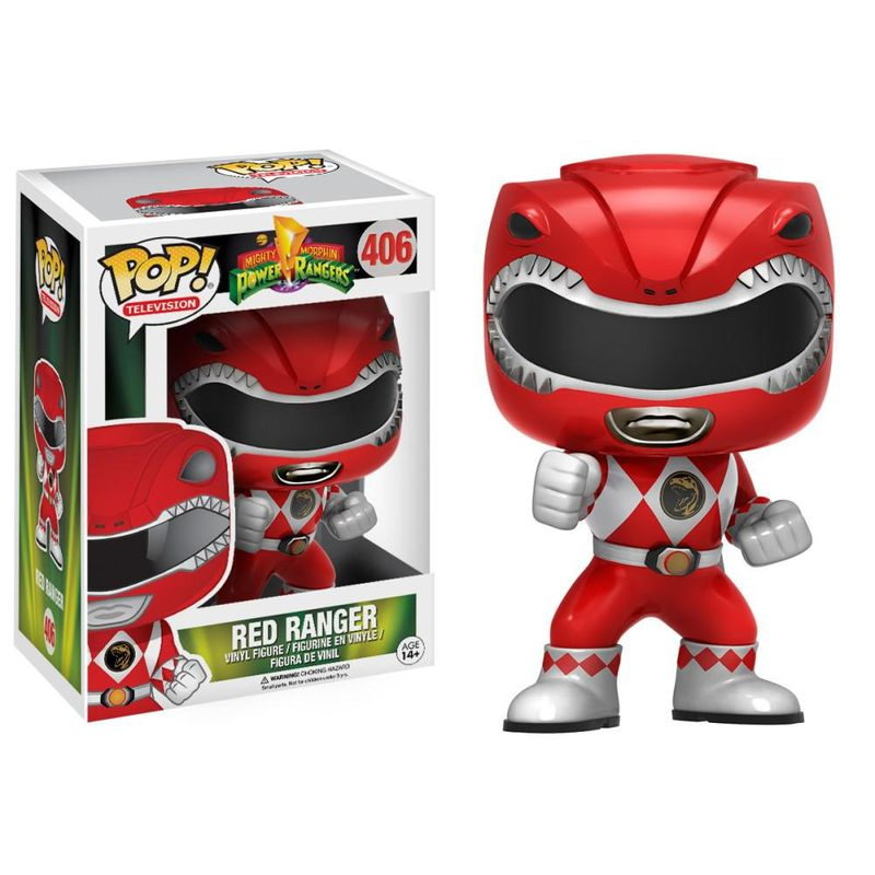 Red Ranger (Action Pose)