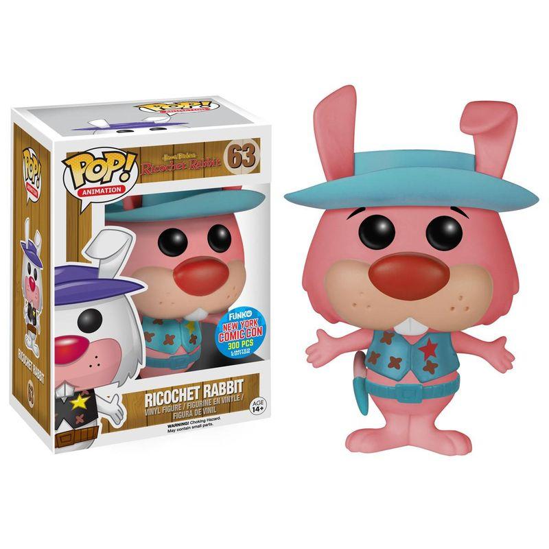 Ricochet Rabbit (Pink)