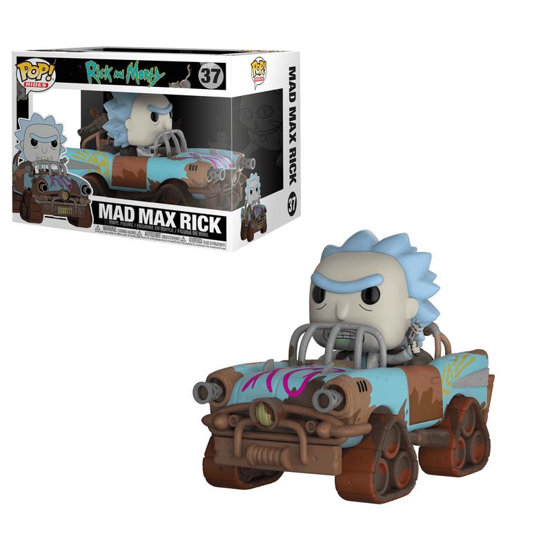 Mad Max Rick