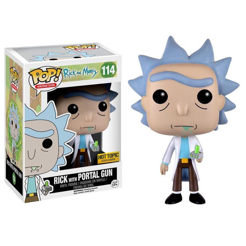 Rick (Portal Gun)