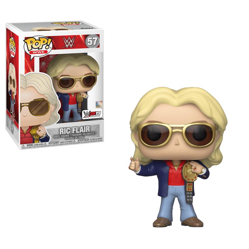 Ric Flair (Wooooo!)