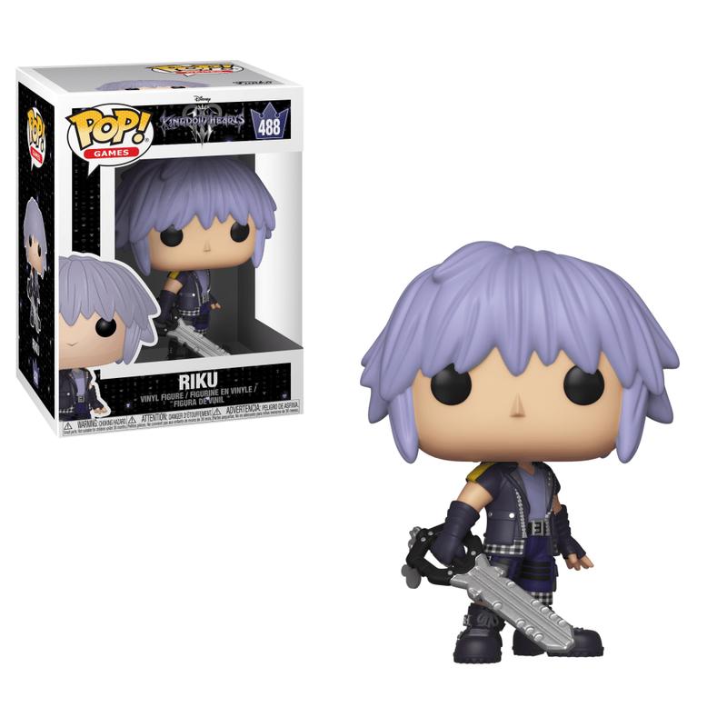 Riku (Kingdom Hearts III)