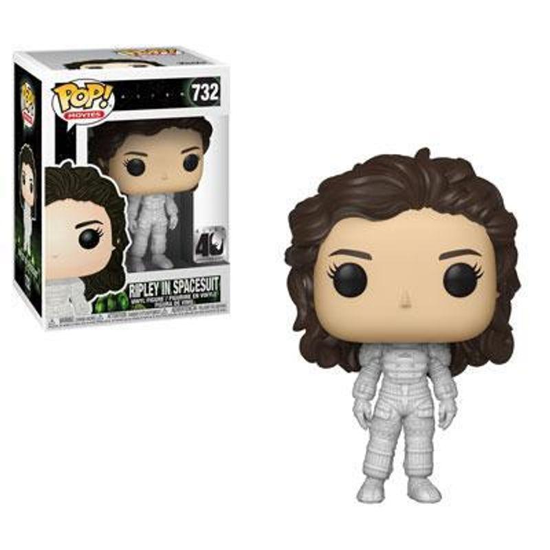 Ripley In Spacesuit