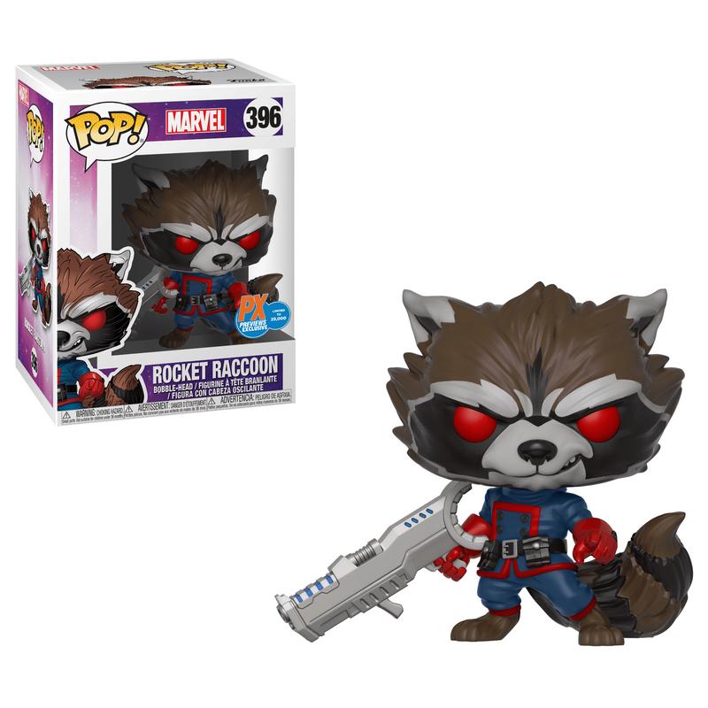 Rocket Raccoon (Classic)