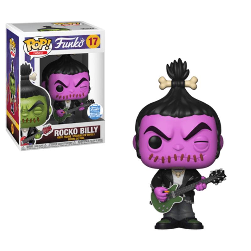Rocko Billy (Purple)