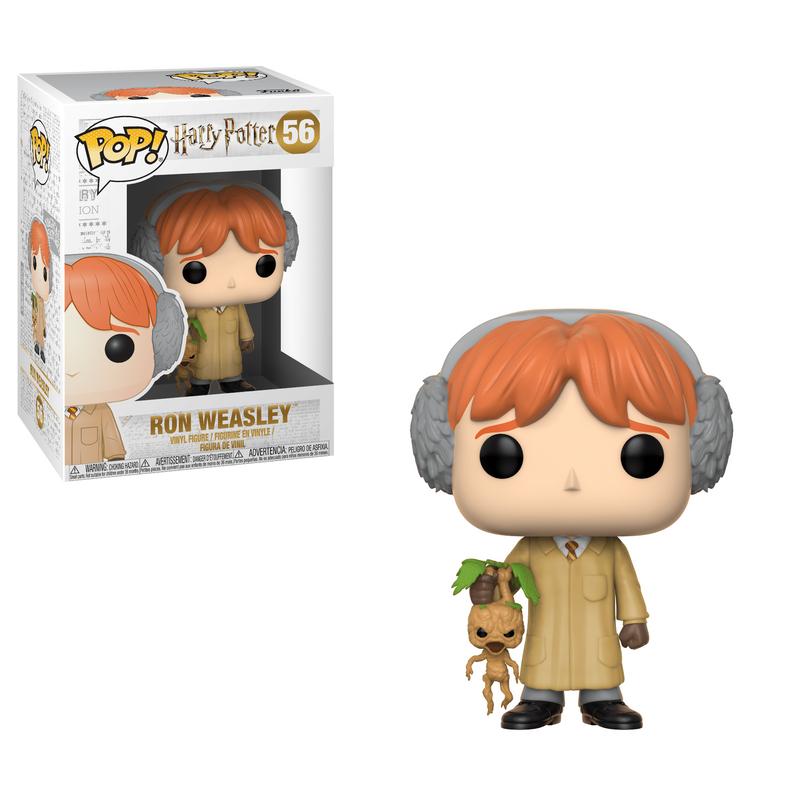 Ron Weasley (Herbology)