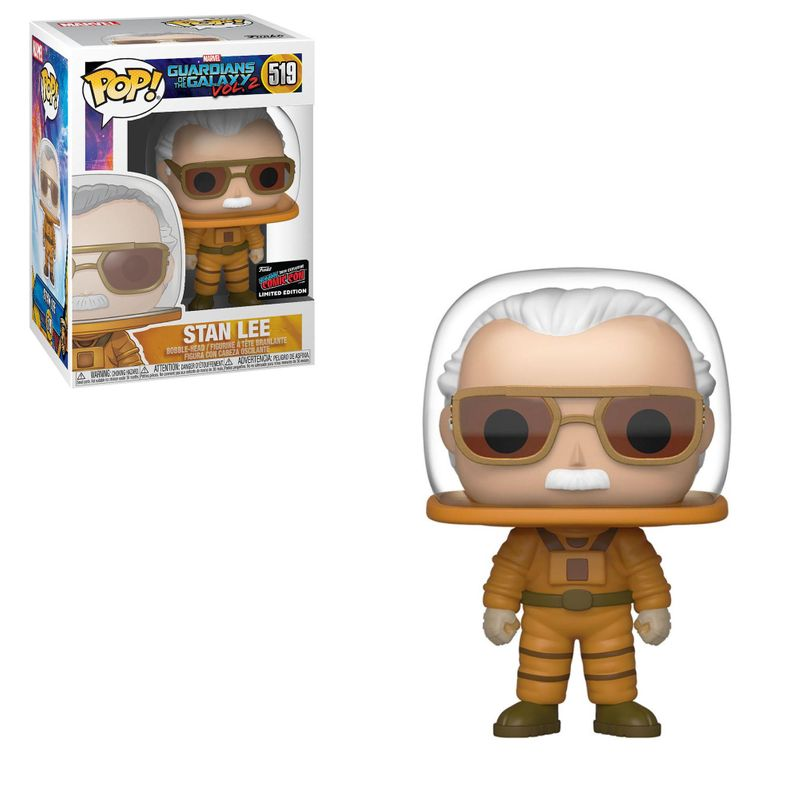 Stan Lee (Guardians of the Galaxy Vol. 2) [NYCC]