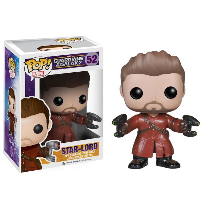Star-Lord (Unmasked)