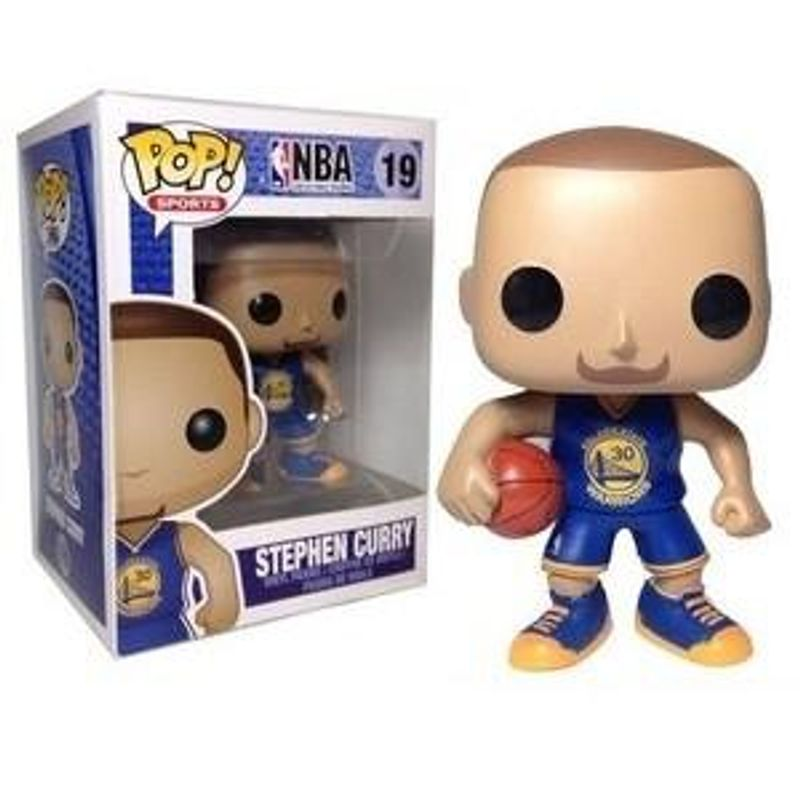 Stephen Curry (Away Jersey)