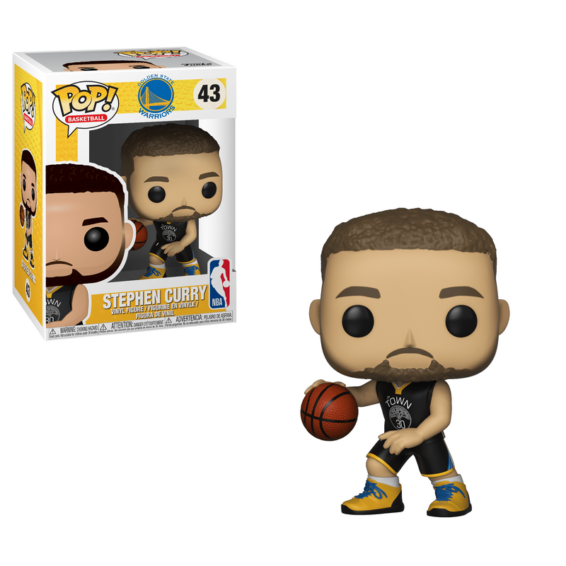 Stephen Curry (The Town Jersey)