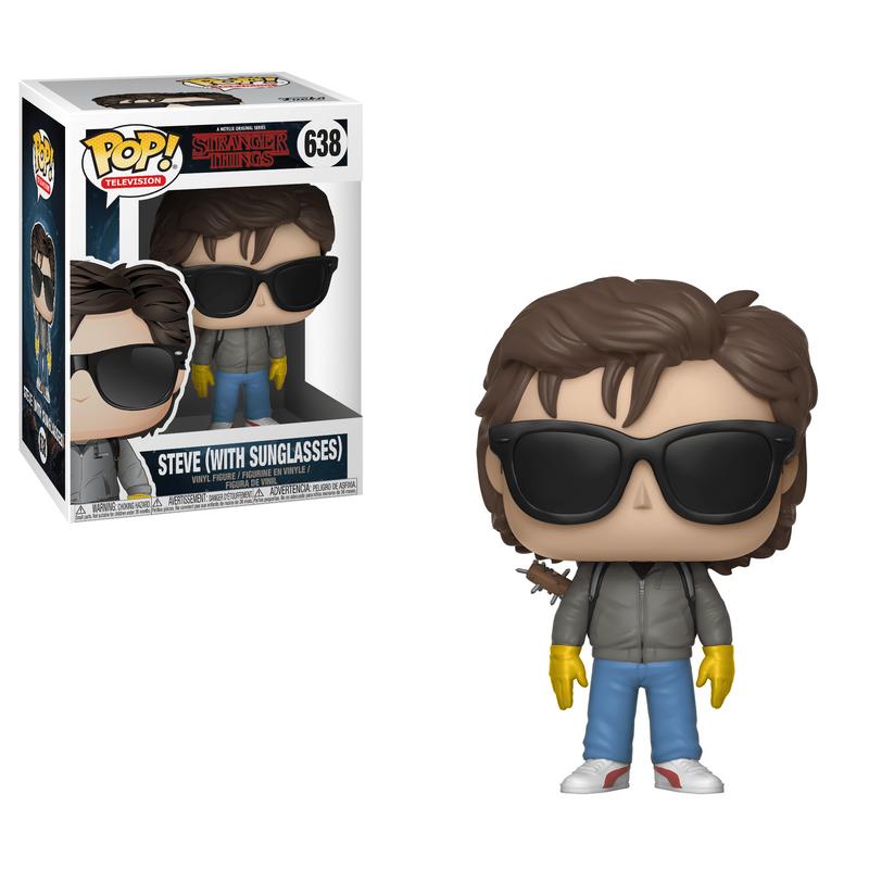 Steve (with Sunglasses)