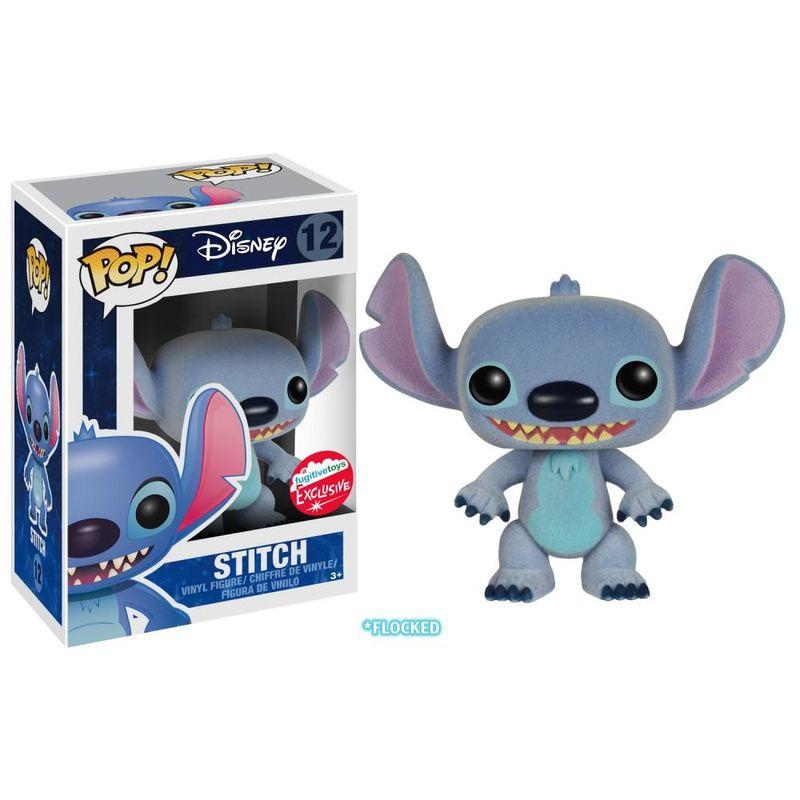 Stitch (Flocked)
