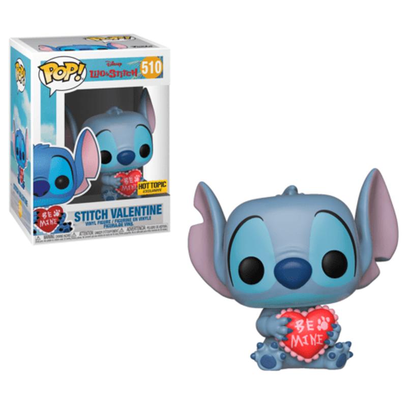 Stitch Valentine