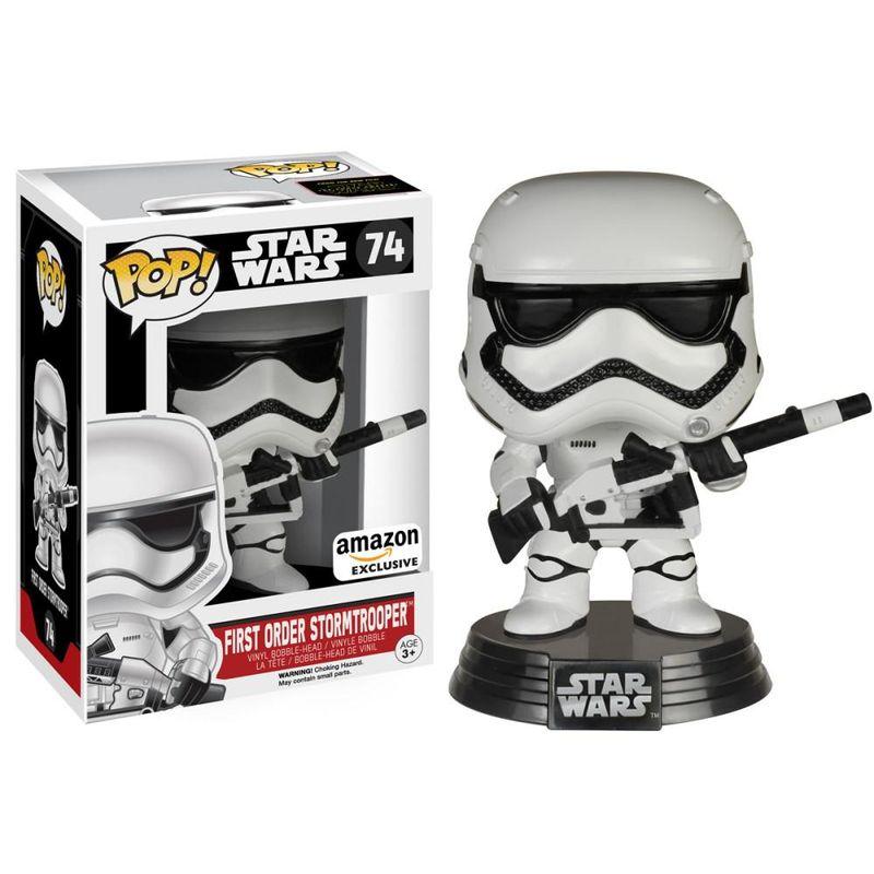 First Order Stormtrooper (Heavy Artillery)