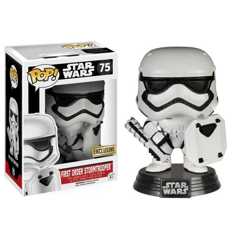 First Order Stormtrooper (Riot Gear)
