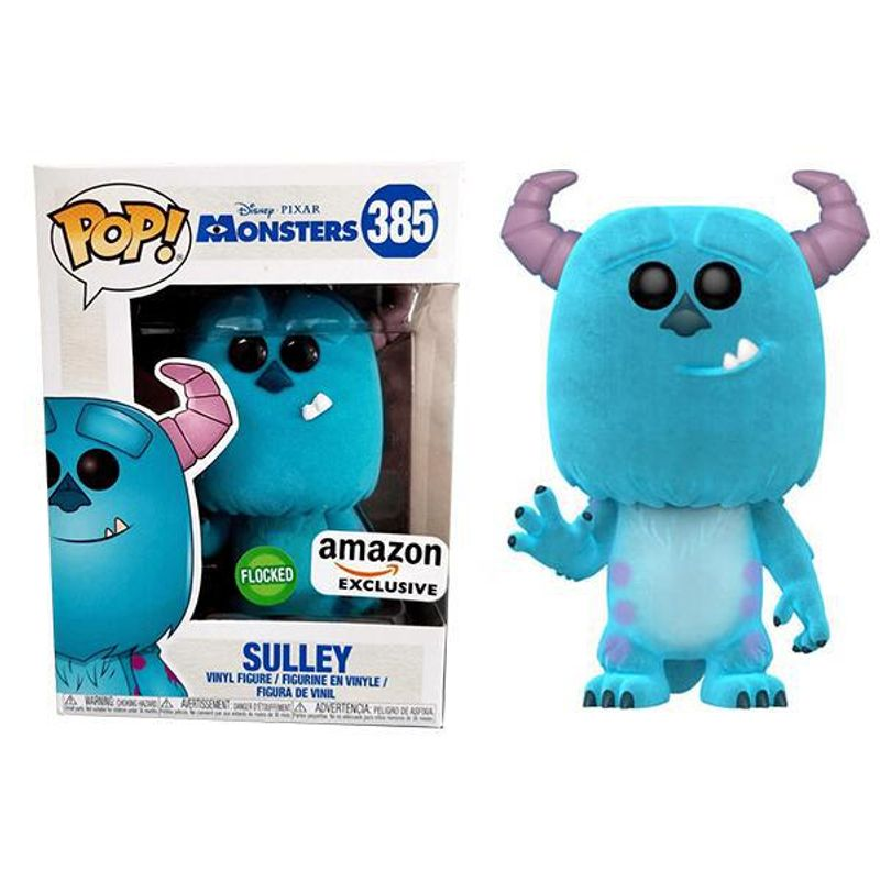 Sulley (Waving) (Flocked)