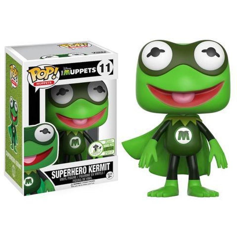 Superhero Kermit