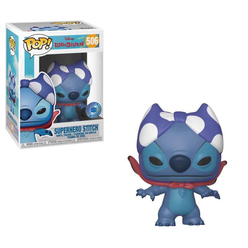 Superhero Stitch