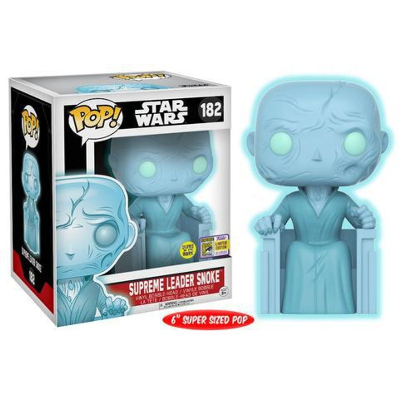 Supreme Leader Snoke (Holographic) [SDCC]