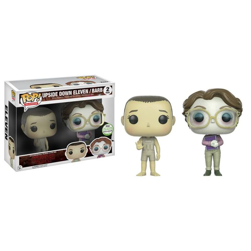 Upside Down Eleven / Barb (2-Pack) [Spring Convention]