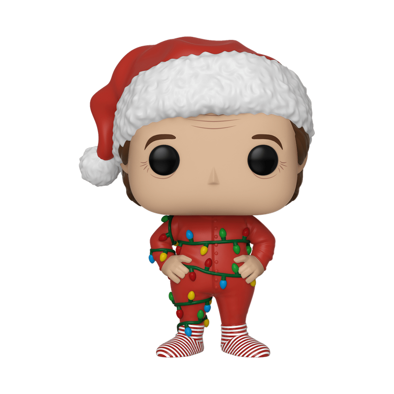 Santa with Lights (The Santa Clause)
