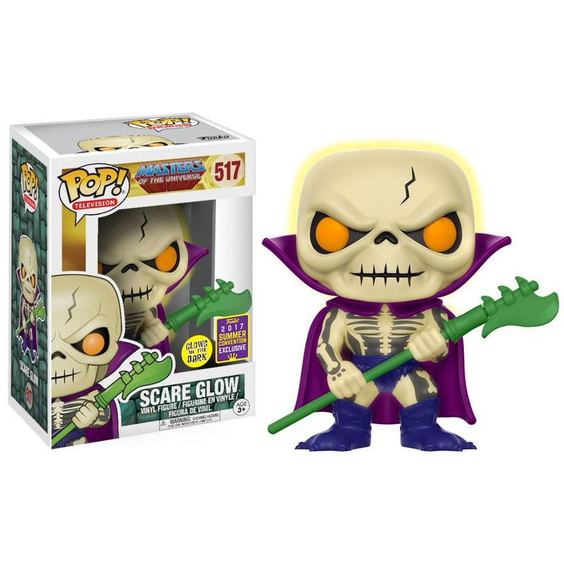 Scare Glow (Glow in the Dark) [Summer Convention]